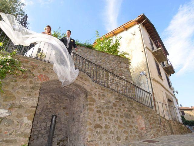 Il matrimonio di Alfonc e Antonela a Buggiano, Pistoia 56