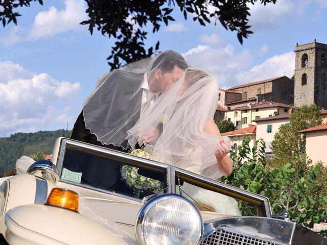 Il matrimonio di Alfonc e Antonela a Buggiano, Pistoia 59