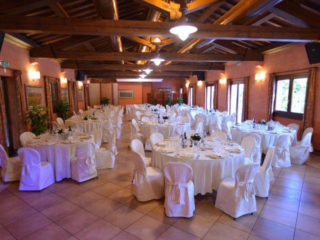 Il matrimonio di Alfonc e Antonela a Buggiano, Pistoia 61