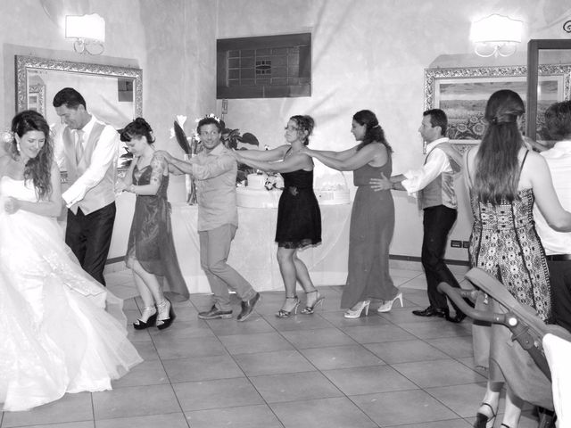 Il matrimonio di Alfonc e Antonela a Buggiano, Pistoia 85
