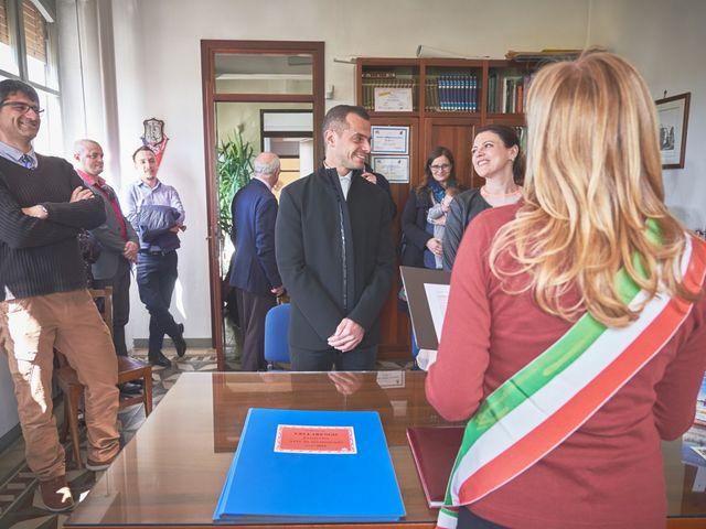 Il matrimonio di Simone e Federica a Asti, Asti 2