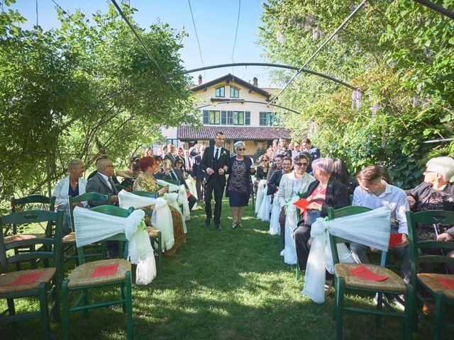 Il matrimonio di Simone e Federica a Asti, Asti 13