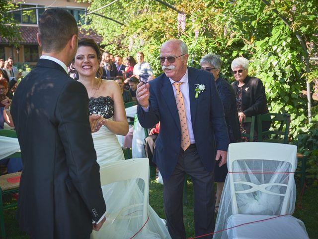 Il matrimonio di Simone e Federica a Asti, Asti 14