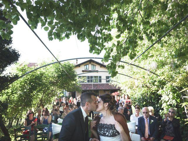 Il matrimonio di Simone e Federica a Asti, Asti 17