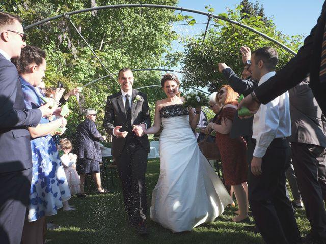 Il matrimonio di Simone e Federica a Asti, Asti 18
