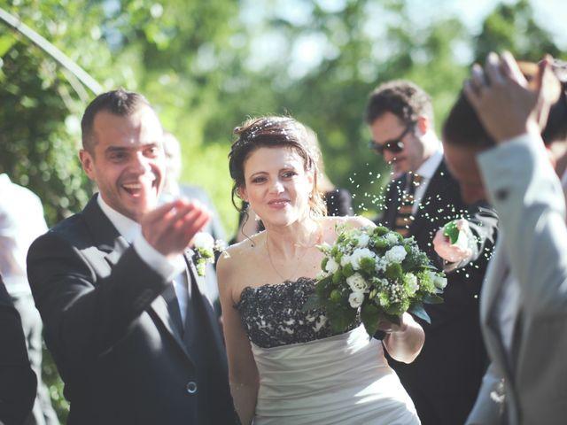 Il matrimonio di Simone e Federica a Asti, Asti 19