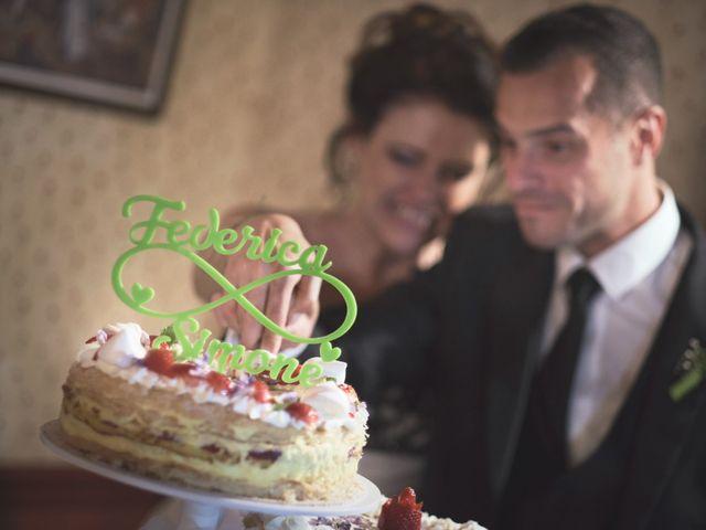 Il matrimonio di Simone e Federica a Asti, Asti 26