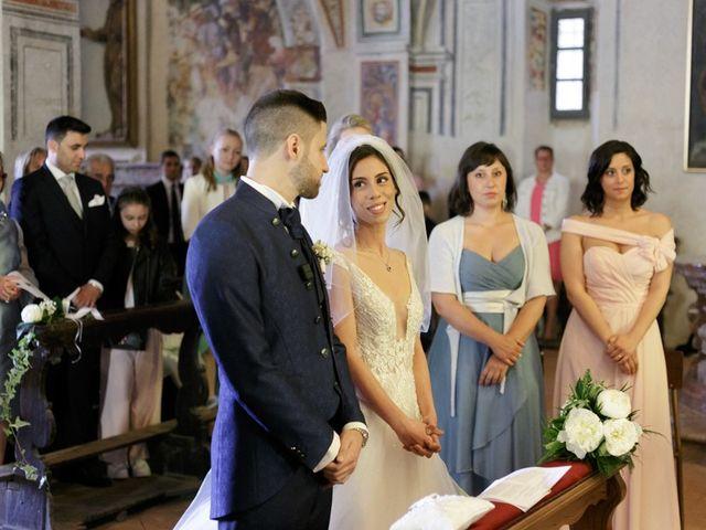 Il matrimonio di Matteo e Milena a Verbania, Verbania 24