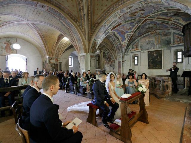 Il matrimonio di Matteo e Milena a Verbania, Verbania 28