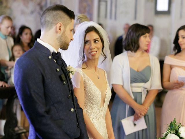 Il matrimonio di Matteo e Milena a Verbania, Verbania 29