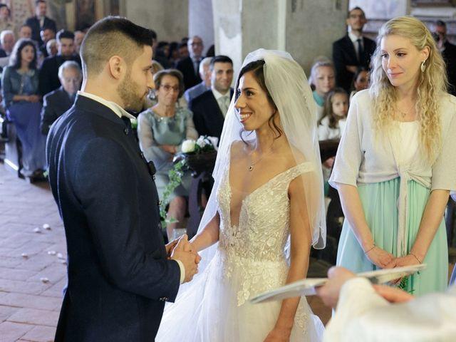 Il matrimonio di Matteo e Milena a Verbania, Verbania 30