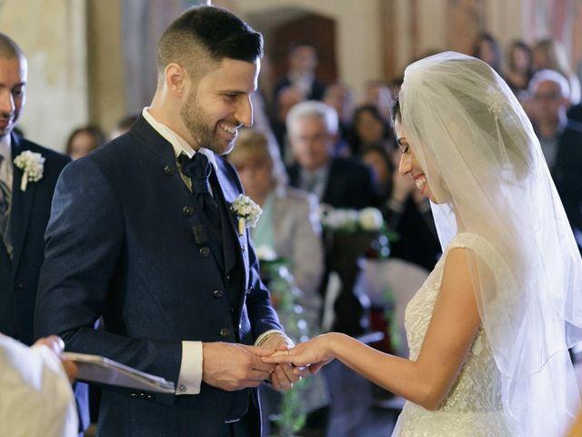 Il matrimonio di Matteo e Milena a Verbania, Verbania 33