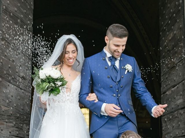 Il matrimonio di Matteo e Milena a Verbania, Verbania 37