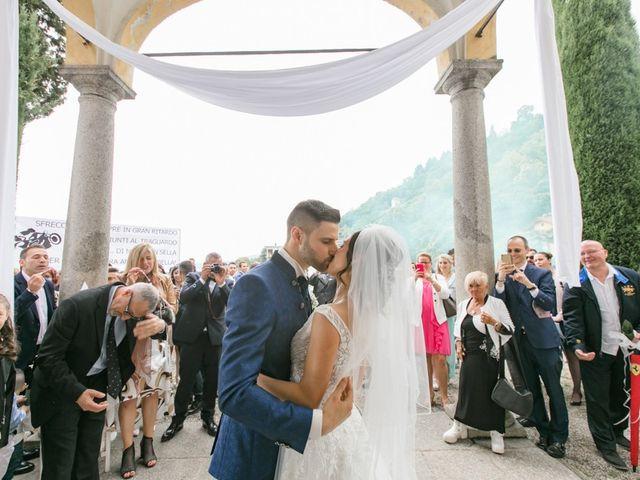 Il matrimonio di Matteo e Milena a Verbania, Verbania 40