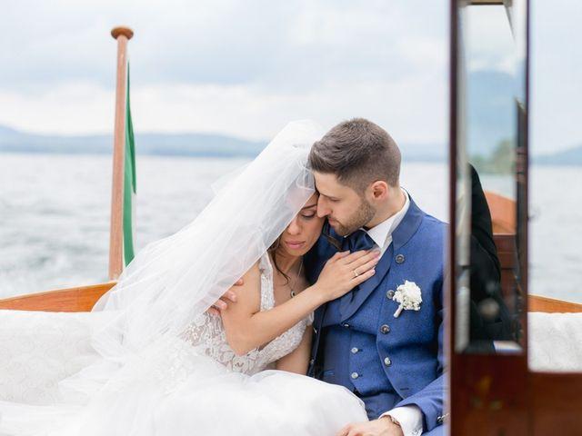 Il matrimonio di Matteo e Milena a Verbania, Verbania 42