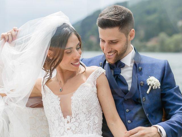 Il matrimonio di Matteo e Milena a Verbania, Verbania 43