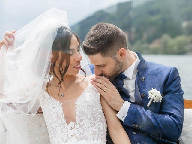 Il matrimonio di Matteo e Milena a Verbania, Verbania 44