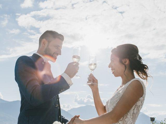 Il matrimonio di Matteo e Milena a Verbania, Verbania 69