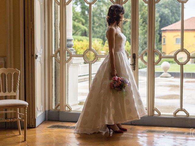 Il matrimonio di Flavio e Marta a Varese, Varese 18