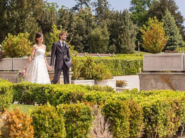 Il matrimonio di Flavio e Marta a Varese, Varese 23