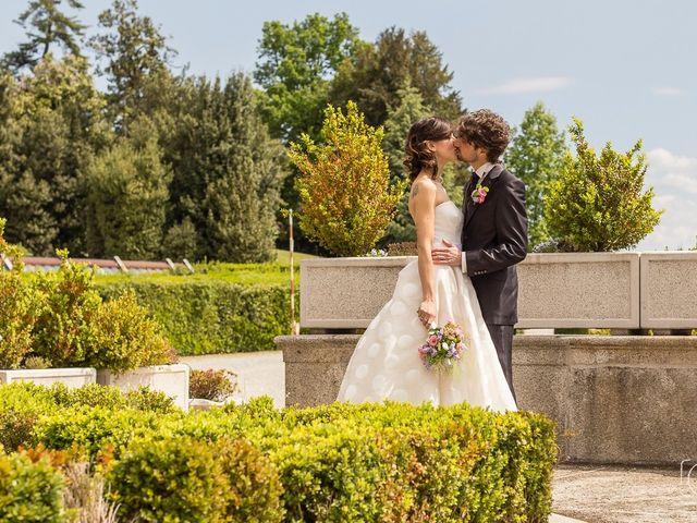 Il matrimonio di Flavio e Marta a Varese, Varese 24