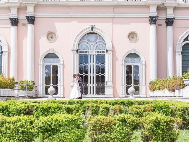 Il matrimonio di Flavio e Marta a Varese, Varese 25