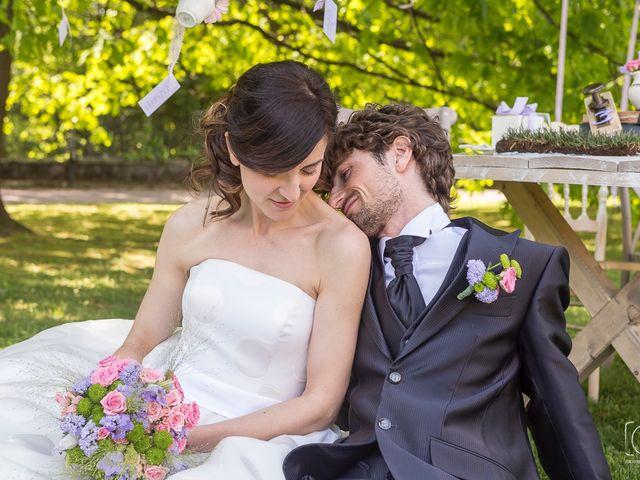 Il matrimonio di Flavio e Marta a Varese, Varese 44