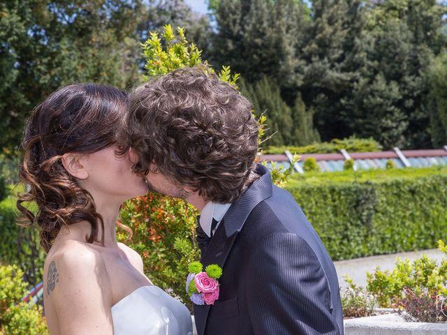 Il matrimonio di Flavio e Marta a Varese, Varese 46