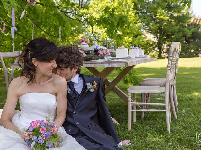 Il matrimonio di Flavio e Marta a Varese, Varese 51