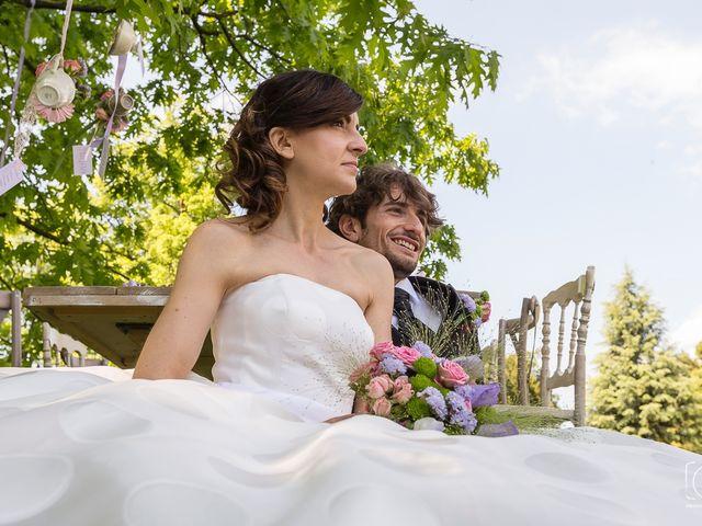 Il matrimonio di Flavio e Marta a Varese, Varese 52