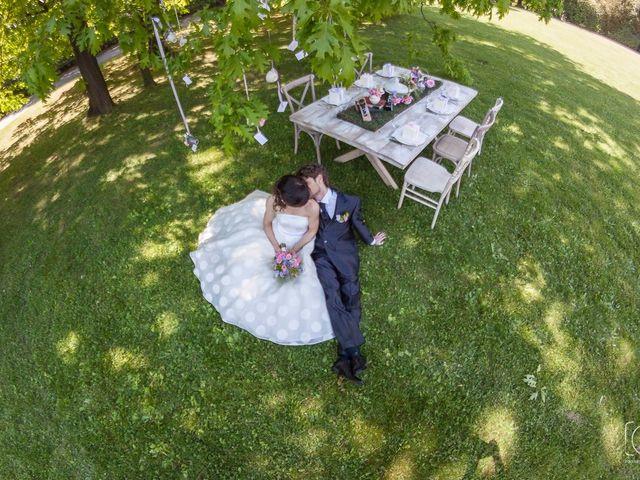 Il matrimonio di Flavio e Marta a Varese, Varese 53