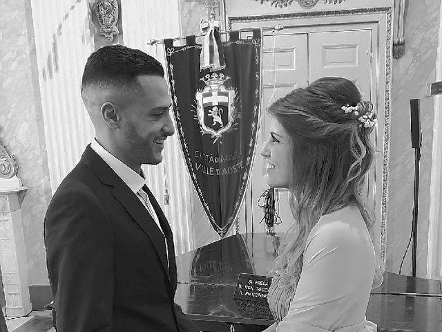 Il matrimonio di Tarik e Ilenia a Aosta, Aosta 8