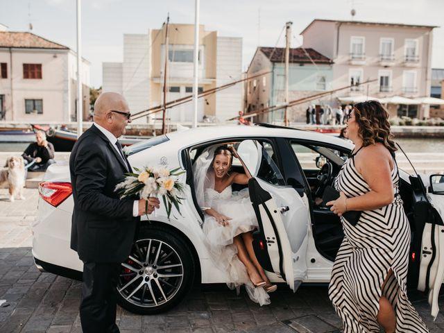 Il matrimonio di Manuel e Martina a Cesenatico, Forlì-Cesena 13
