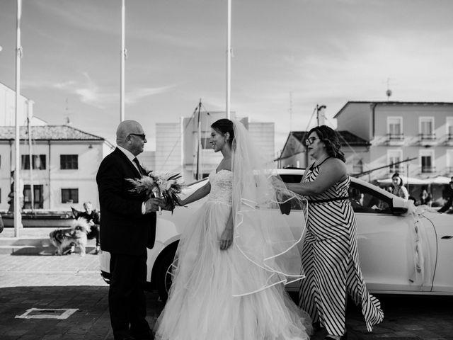 Il matrimonio di Manuel e Martina a Cesenatico, Forlì-Cesena 14