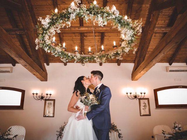 Le nozze di Fabiola e Fabio