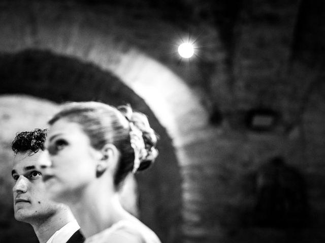Il matrimonio di Matteo e Milena a Loro Piceno, Macerata 7