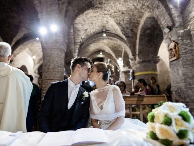 Il matrimonio di Matteo e Milena a Loro Piceno, Macerata 9