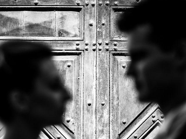 Il matrimonio di Matteo e Milena a Loro Piceno, Macerata 11