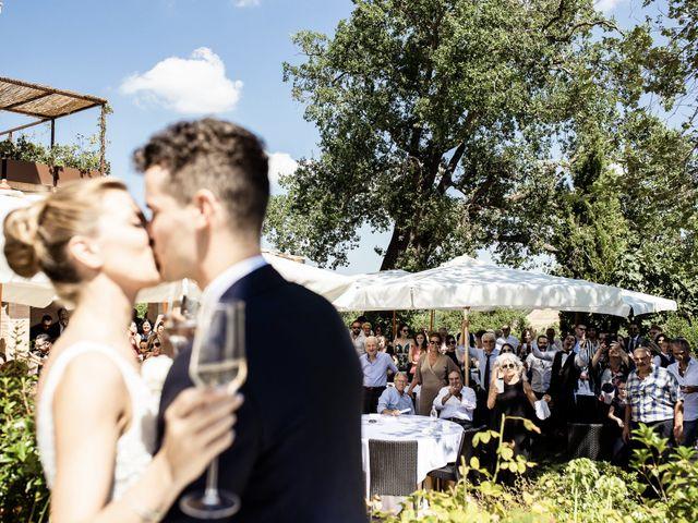 Il matrimonio di Matteo e Milena a Loro Piceno, Macerata 12