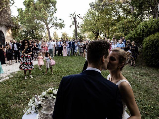 Il matrimonio di Matteo e Milena a Loro Piceno, Macerata 14