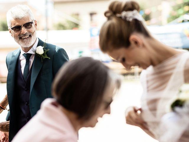 Il matrimonio di Matteo e Milena a Loro Piceno, Macerata 39