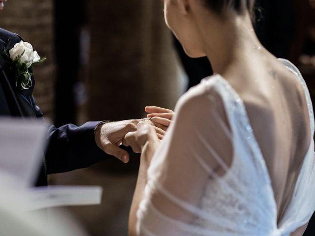 Il matrimonio di Matteo e Milena a Loro Piceno, Macerata 42