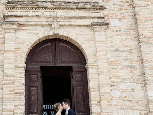 Il matrimonio di Matteo e Milena a Loro Piceno, Macerata 43