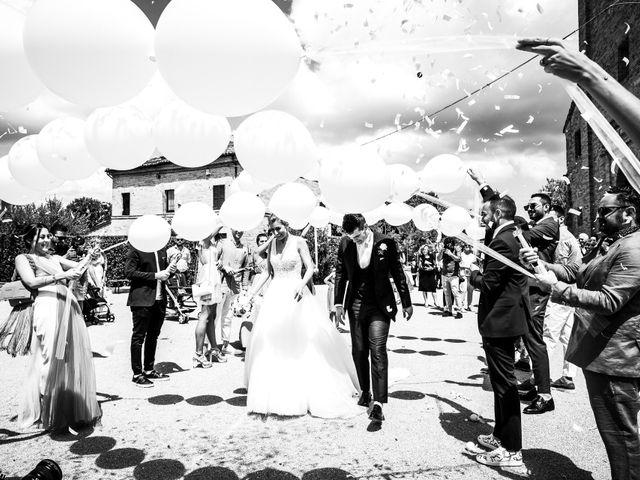Il matrimonio di Matteo e Milena a Loro Piceno, Macerata 45