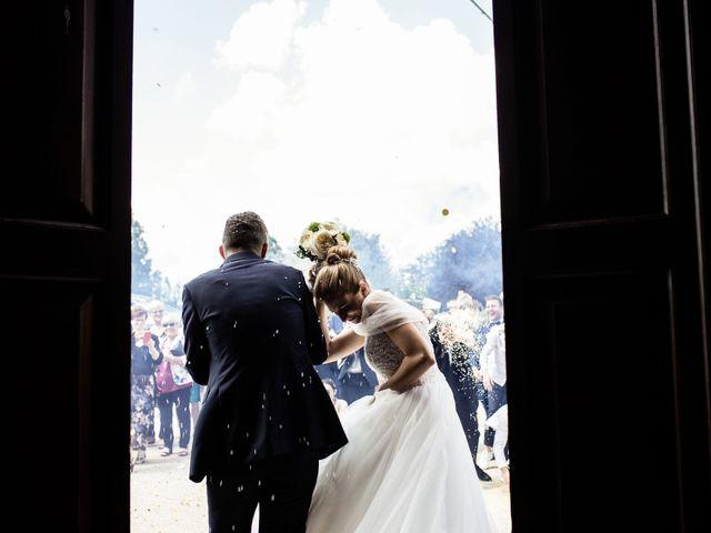 Il matrimonio di Matteo e Milena a Loro Piceno, Macerata 47
