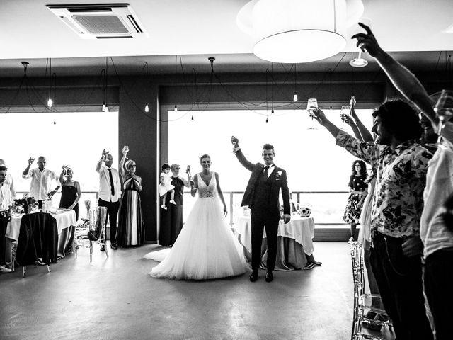 Il matrimonio di Matteo e Milena a Loro Piceno, Macerata 56