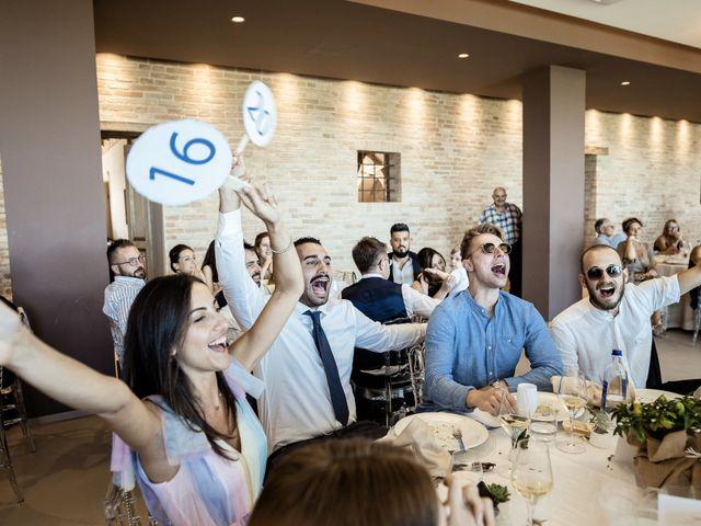 Il matrimonio di Matteo e Milena a Loro Piceno, Macerata 60