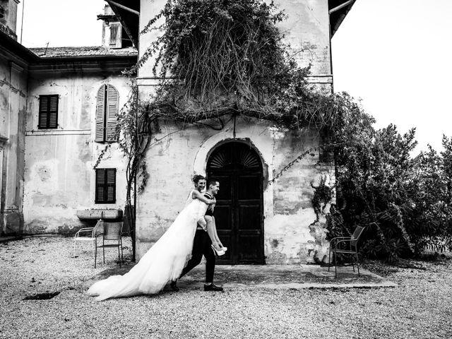 Il matrimonio di Matteo e Milena a Loro Piceno, Macerata 3