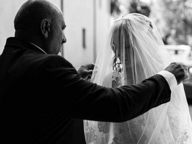 Il matrimonio di Oana e Amedeo a Orsogna, Chieti 33
