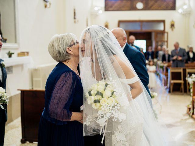 Il matrimonio di Oana e Amedeo a Orsogna, Chieti 34